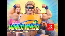 Windjammers - Trailer d'annonce Switch