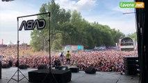 « Henri PFR achève en beauté une torride première journée de festival à Ronquières »…