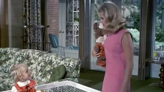 Bewitched S03xxE06 Endora Moves in For a Spell