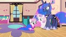 Luna And Sweetie Belle: Sweeties Nightmare (Full Scene) MLP: FiM [HD]
