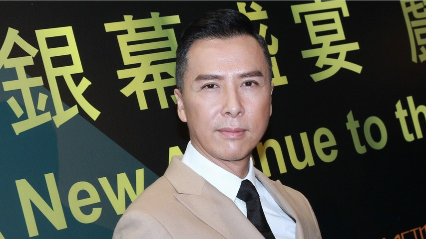 Donnie Yen Explains Why 'Star Wars' Films Don't Do Well In China   Godialy.com