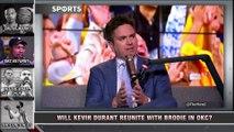 Kevin Durant Returning To Oklahoma City?