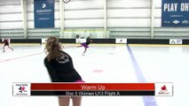 STAR 5 - Women U13 Free Program - Flights A & B - 2018 Wild Rose Invitational- Robinsons Arena