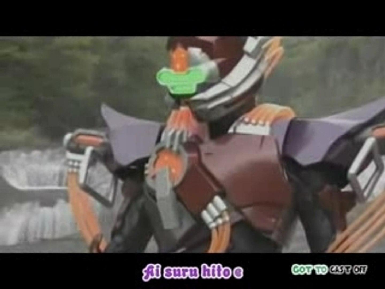 Kamen Rider Kabuto - MV - Lord of the speed