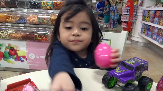 Shopping for Surprise Eggs & Toys: Paw Patrol Shopkins Barbie Peppa Pig Dora   Baby Playfu