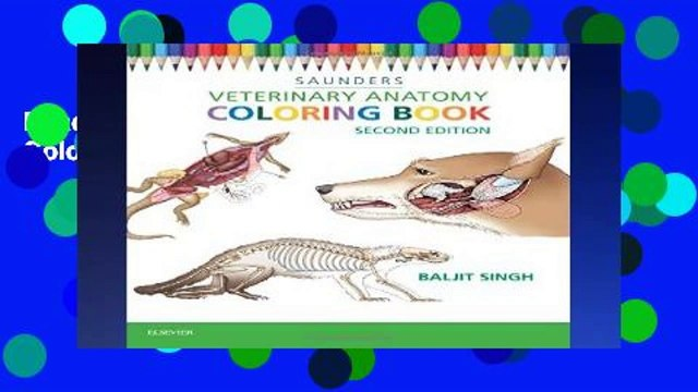 Readinging New Veterinary Anatomy Coloring Book D0nwload P-DF - Video  Dailymotion