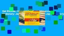 Get Ebooks Trial Periplus Pocket Japanese Dictionary: Japanese-English English-Japanese (Periplus