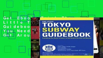 Get s  The Little Tokyo Subway Guidebook Everything You Need To Know To Get Around The Full Movies