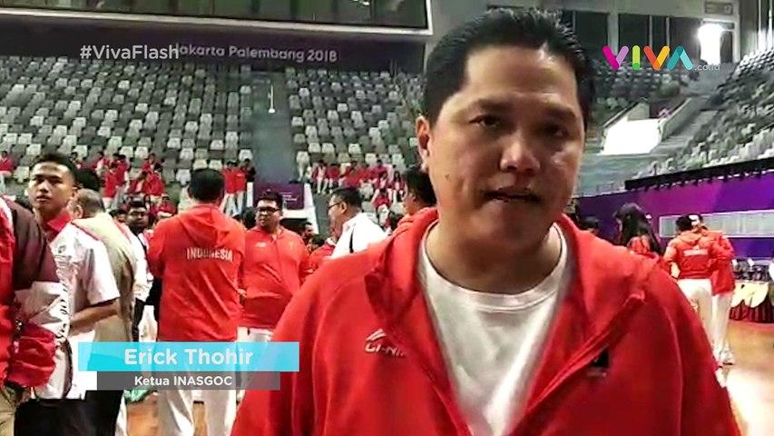 Asian Games 2018 Bikin Ketua INASGOC Stres