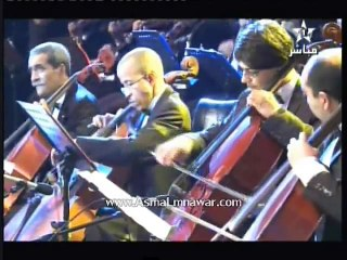 Asma Lmnawar - Ya Bent Bladi (Festival Mawazine 2011) | أسما لمنور - يا بنت بلادي