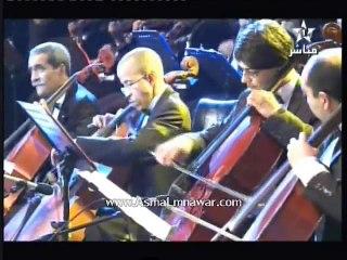 Asma Lmnawar - Ya Bent Bladi (Festival Mawazine 2011)   أسما لمنور - يا بنت بلادي