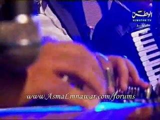 Asma Lmnawar - Galby Dayem Maakom | (أسما لمنور - قلبي دايم معاكم (مهرجان ليالي فبراير 2010