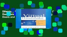 D0wnload Online The Virtual Handshake: Opening Doors and Closing Deals Online: Opening Doors and