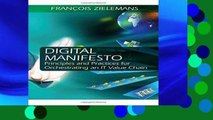 New Trial The Digital Manifesto: Principles and Practices for Orchestrating an it Value Chain For