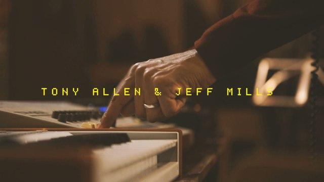 Tony Allen & Jeff Mills - The Seed