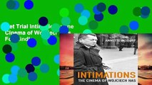 Get Trial Intimations: The Cinema of Wojciech Has For Kindle