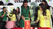 Kajol Celebrates Birthday with Ajay Devgn at Helicopter Eela trailer launch; Watch Video | FilmiBeat