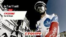 TOUR DE BURGOS, bande-annonce - CYCLISME - TOUR DE BURGOS