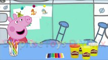 Peppa Pig Video Pokemon Jigglypuff How to Make Jigglypuff Modelling Clay Play Doh