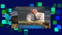 About For Books  The Wal Mart Way: The Real Story Behind Wal-Mart s Greatest Growth Years from the