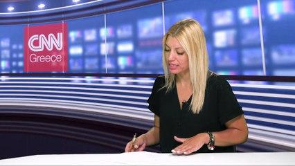 Η Marketing and Communications Manager της Cisco,  Έλενα Πρασσάκη μιλά στο CNN Greece