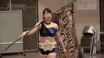 Momo Watanabe (c) vs. Deonna Purrazzo Wonder Of Stardom Title Match Stardom Shining Stars 2018 - Tag 5