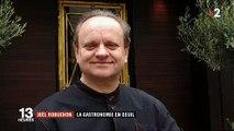 Disparition de Joël Robuchon: Les clients de ses ateliers américains témoignent leur tristesse suite au décès du chef français - Regardez