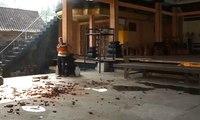 Rumah Hingga Tempat Ibadah di Bali Rusak akibat Gempa Lombok