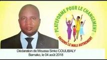 Moussa Sinko Coulibaly - Écouter SVP