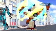 Nueva serie de Toboty -dibujos animados de transformers robots