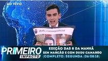 Primeiro Impacto (06/08/2018) 8h com Dudu Camargo (Sem Marcão) (Completo) | SBT