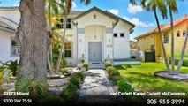 Single Family For Sale: 9330 SW 75 St Miami,  $675000