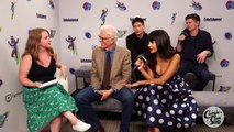 'The Good Place': Ted Danson On Bartending Again After 'Cheers' | SDCC 2018 | Entertainment Weekly