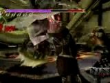 Ninja gaiden 2 trailer le don du sang lol
