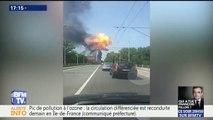 L'explosion d'un camion à Bologne fait un mort et plus de 40 blessés