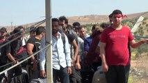 Hatay Suriyeliler, Bayramlaşmaya Gidiyor