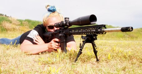Taking the 224 Valkyrie to 1,200 Yards
