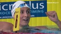 Championnats Européens / Natation :  Charlotte Bonnet s'impose en finale du 200 mètres nage libre !