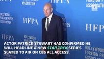Patrick Stewart Is Returning as Jean-Luc Picard In New 'Star Trek' Show