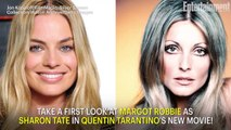 Margot Robbie Is Sharon Tate In Quentin Tarantino's New Movie   News Flash   Entertainment Weekly