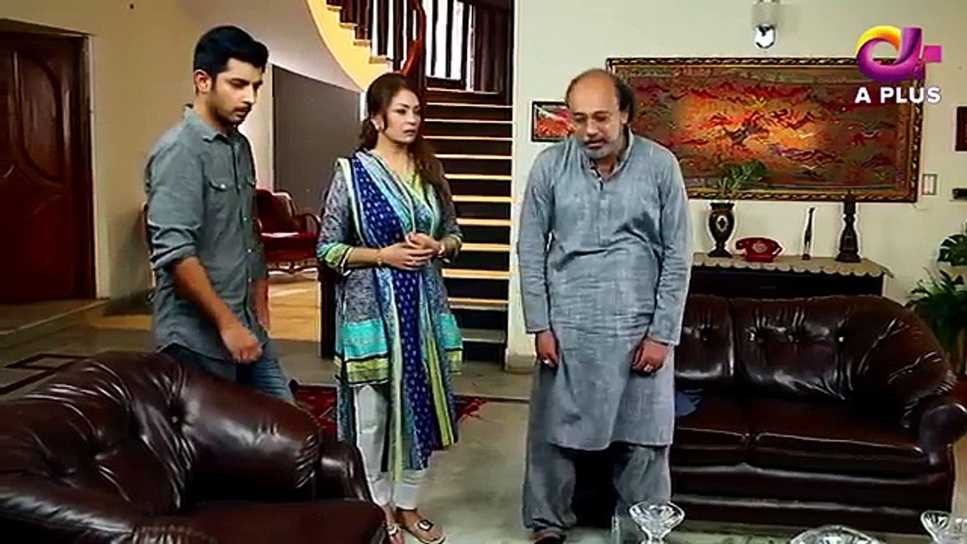 Lamhay - Episode 22 - Aplus Dramas - Saima Noor, Sarmad Khoosat - Pakistani Drama