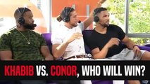 Brian Ortega thinks Khabib is Overrated, GSP wants winner of Conor McGregor vs Khabib, Dana White