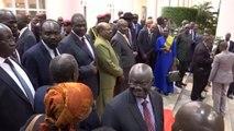 Soudan du sud, VERS UN GOUVERNEMENT D'UNITÉ NATIONALE