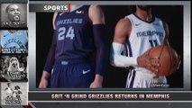 Memphis Grizzlies Reveal New Uniforms