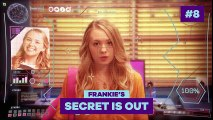Frankie's Top 22 Moments from S 1!!  | I Am Frankie | Nick