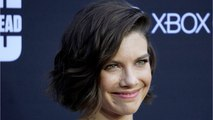'The Walking Dead' Star On How Baby Hershel Changes Maggie