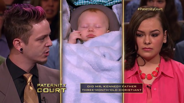 Friends With Benefits Now Friends With Baby (Full Episode)   Paternity Court