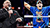 John Cena Comeback! Brock Lesnar vs. Kurt Angle bald? (Wrestling News Deutschland)