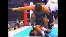 Shinjiro Otani vs Kenichi Yamamoto (New Japan October 28th, 1995)