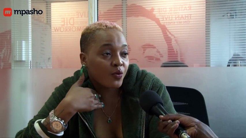Jacqueline Wolper talks ex-boyfriend Harmonize, Elizabeth Micheal and Steven Kanumba's death